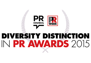 Diversity Distinction in PR Awards 2015