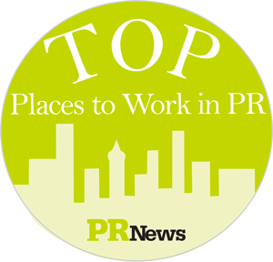 Top Places to Work in PR