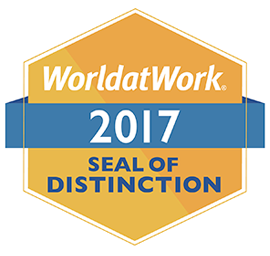 Seal of Distinction 2017