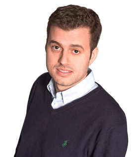 Stefano Langenbacher, CTO
