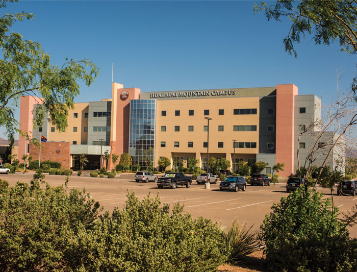 KRMC Hualapai Mountain Campus