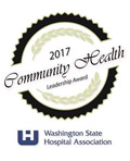 2017 Community Health Leadership Award
