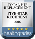 Five Star for Total Hip Replacement