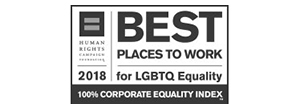 Best places to work for Equality
