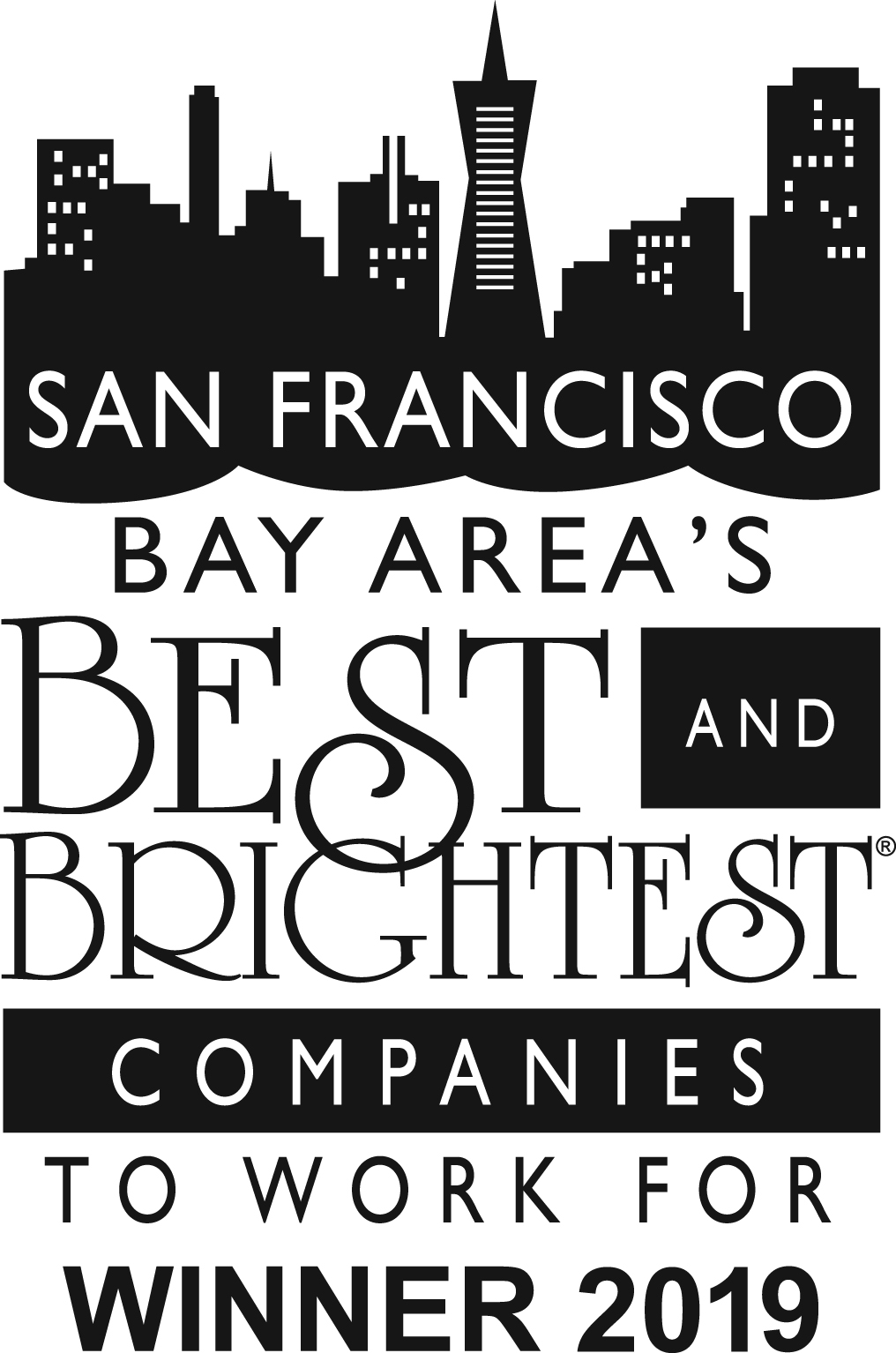 San Francisco Bay Area's Best & Brightest Companies To Work For