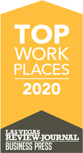 Top Work Places 2020 - Nevada