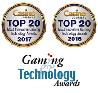 Casino Journal - Top 20 Most Innovative Gaming Technology Awards