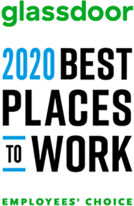 Glassdoor - 2020 Best Places to Work
