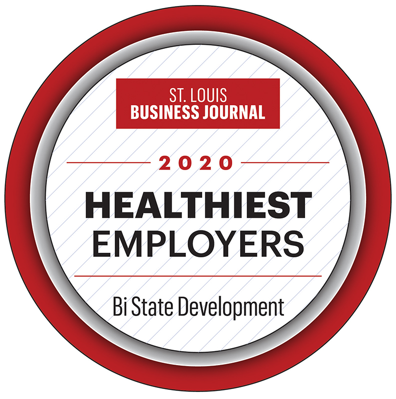 St. Louis Business Journal - Healthiest Employers 2020