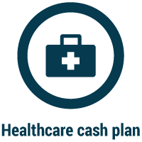Healthcare cash plan