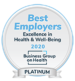 2020 Best Employers for healthy lifestyles