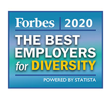 Forbes 2020 America's Best Mid-Size Employers
