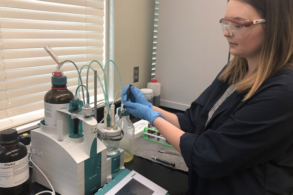 College Internship Leads to Biomaterials Career at Domtar
