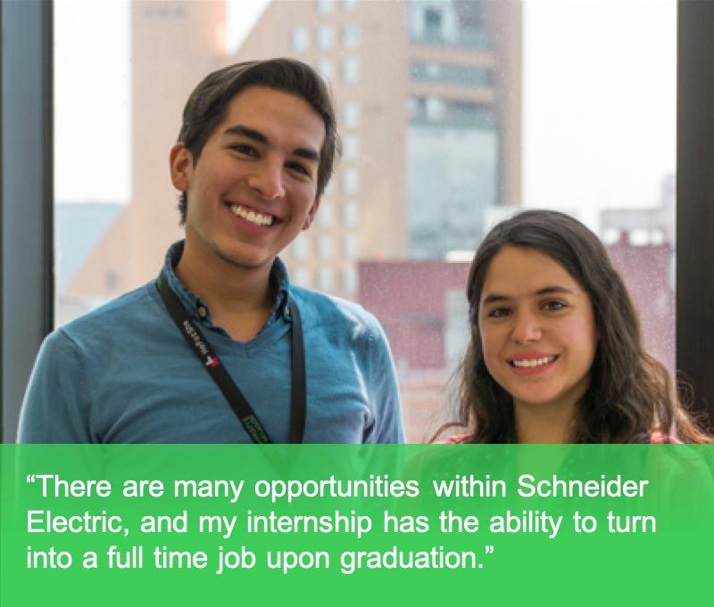 Schneider Electric Internships 2019