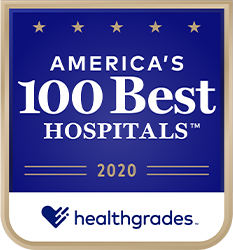 America's best 100 hospitals 2020