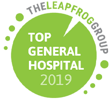 The Leap Frog Group, Top General Hospital 2019
