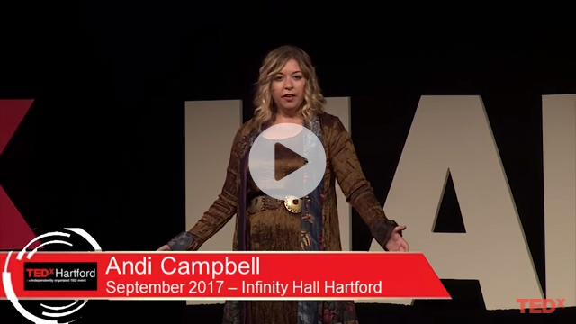 Our SVP of People & Culture at TEDx