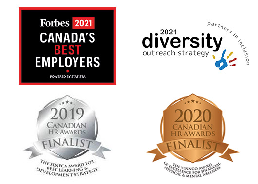 2020 Canadian HR Awards Finalist