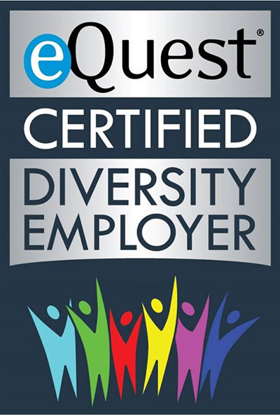 eQuest Certified Diveristy Employer 2021