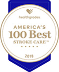 American's 100 Best Stroke Care 2018