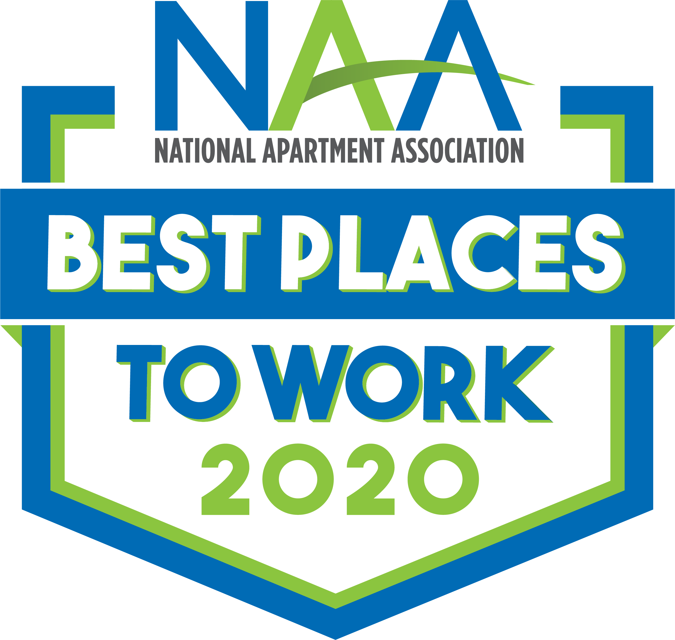 NAA Best Places to Work 2020