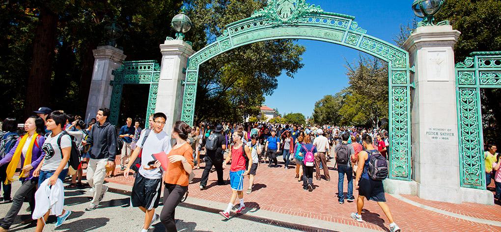 Berkeley gates